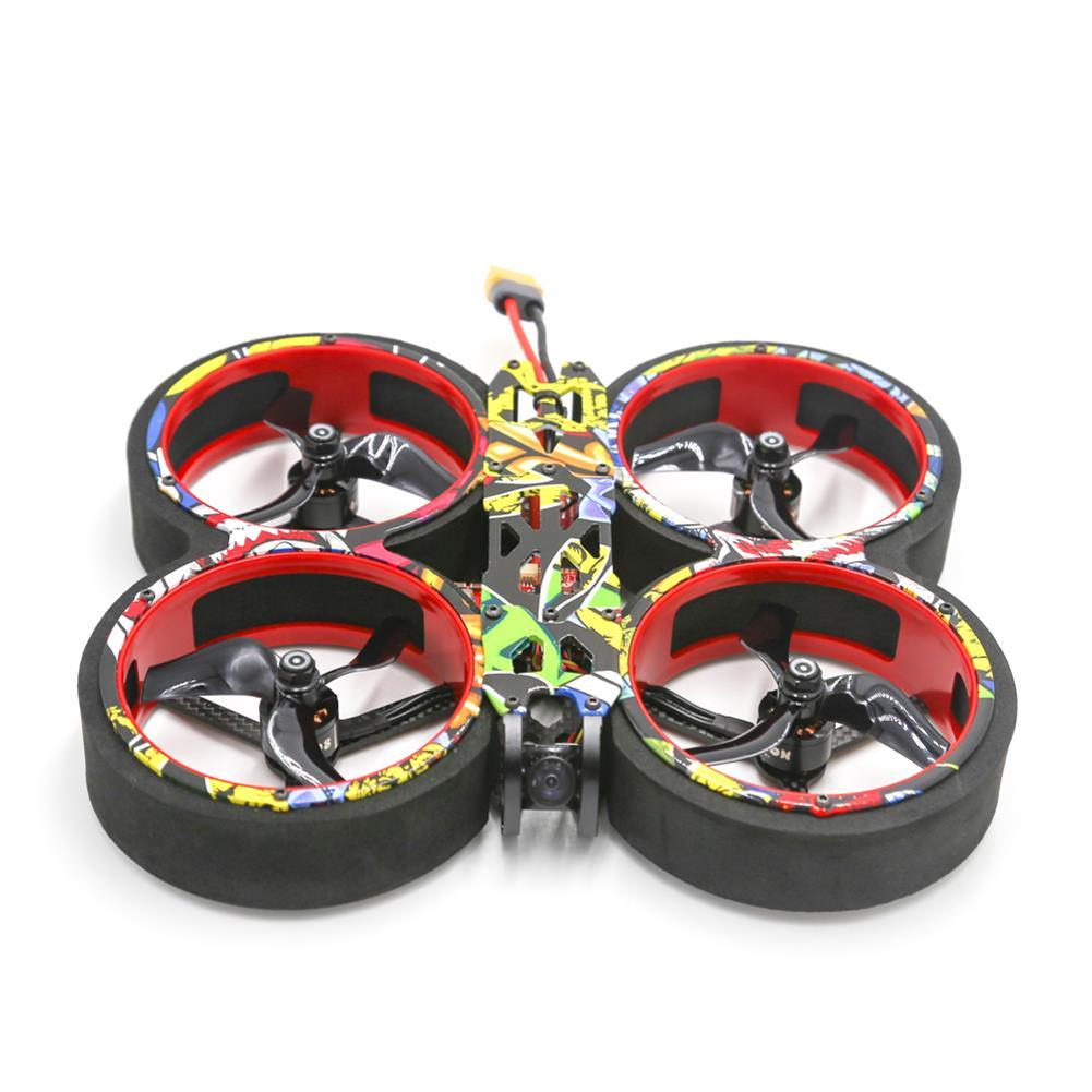 fpv-racing-drone SKYZONE ATOMRC Cinetern CT150 4S 150mm Exceed F405 Flight Controller 20A 4 in 1 ESC 1408 4000KV Motor PNP Cinewhoop FPV Racing Drone HOB1747800