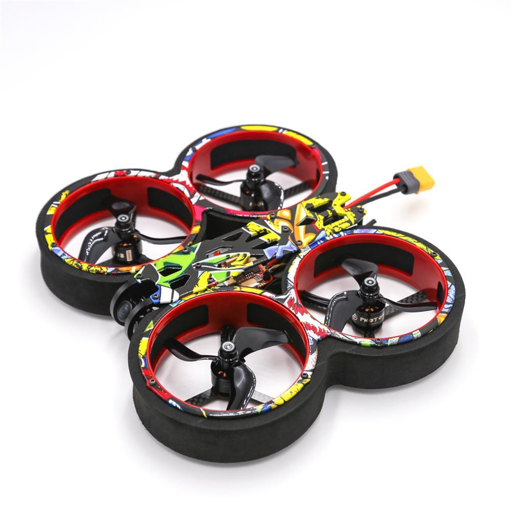 fpv-racing-drone SKYZONE ATOMRC Cinetern CT150 4S 150mm Exceed F405 Flight Controller 20A 4 in 1 ESC 1408 4000KV Motor PNP Cinewhoop FPV Racing Drone HOB1747800 2
