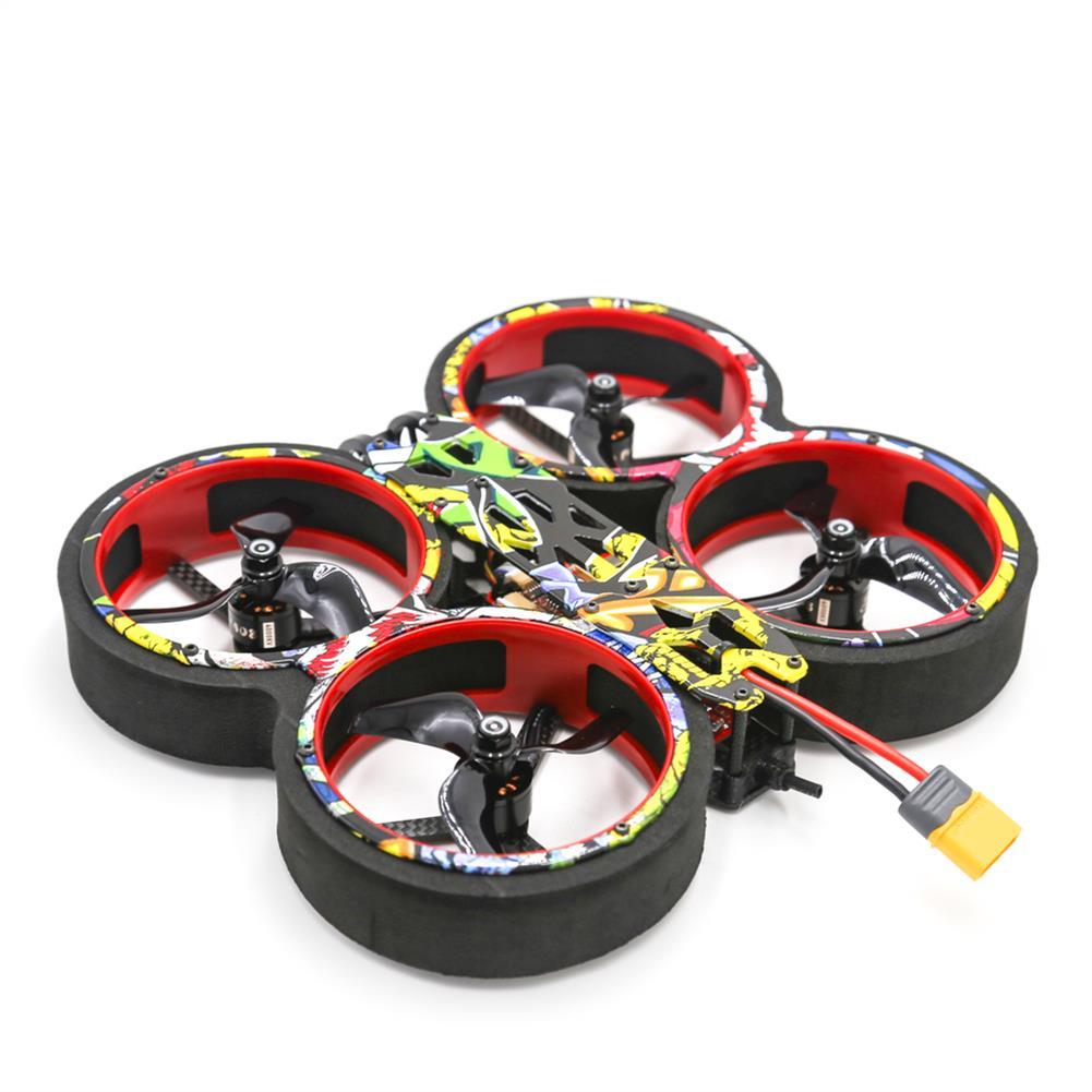 fpv-racing-drone SKYZONE ATOMRC Cinetern CT150 4S 150mm Exceed F405 Flight Controller 20A 4 in 1 ESC 1408 4000KV Motor PNP Cinewhoop FPV Racing Drone HOB1747800 3