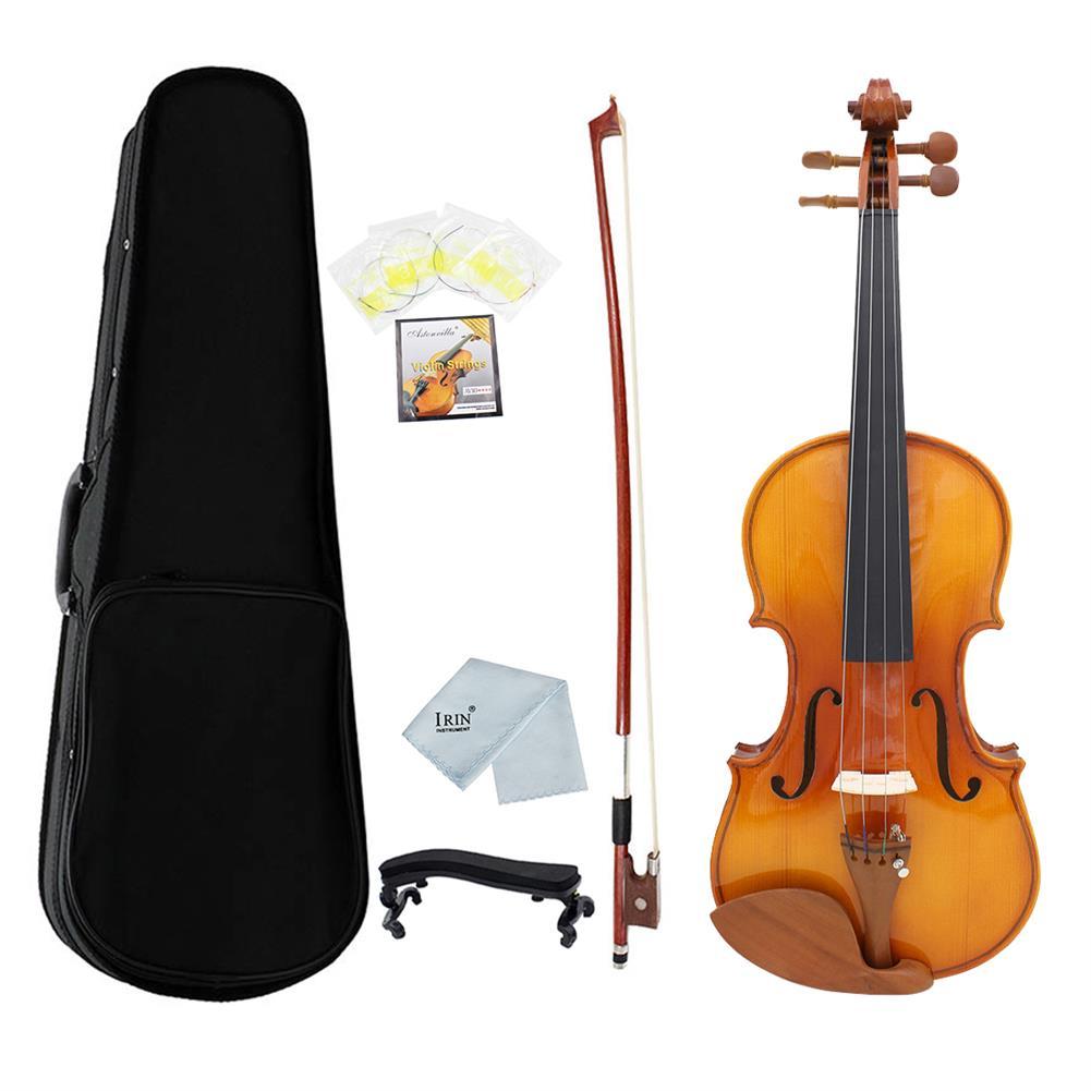 violin Astonvillas AV-05 Natural Color Bright 4/4 Violin Spruce Top Maple Material HOB1748367