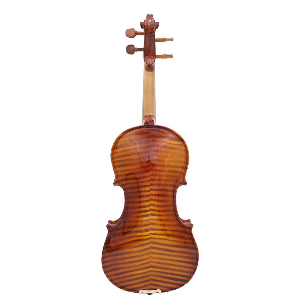 violin Astonvillas AV-05 Natural Color Bright 4/4 Violin Spruce Top Maple Material HOB1748367 3