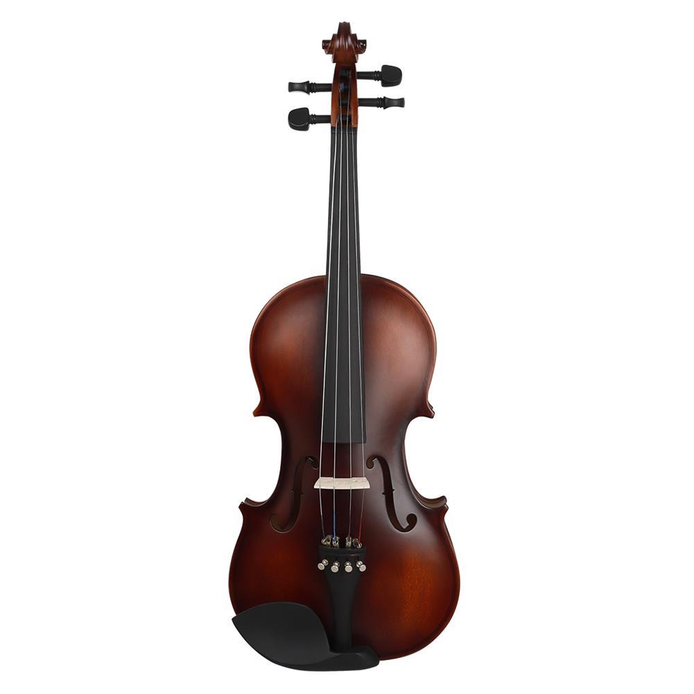 violin AstonVillas Matte Basswood 4/4 Violin for Kids Students Beginner HOB1748369