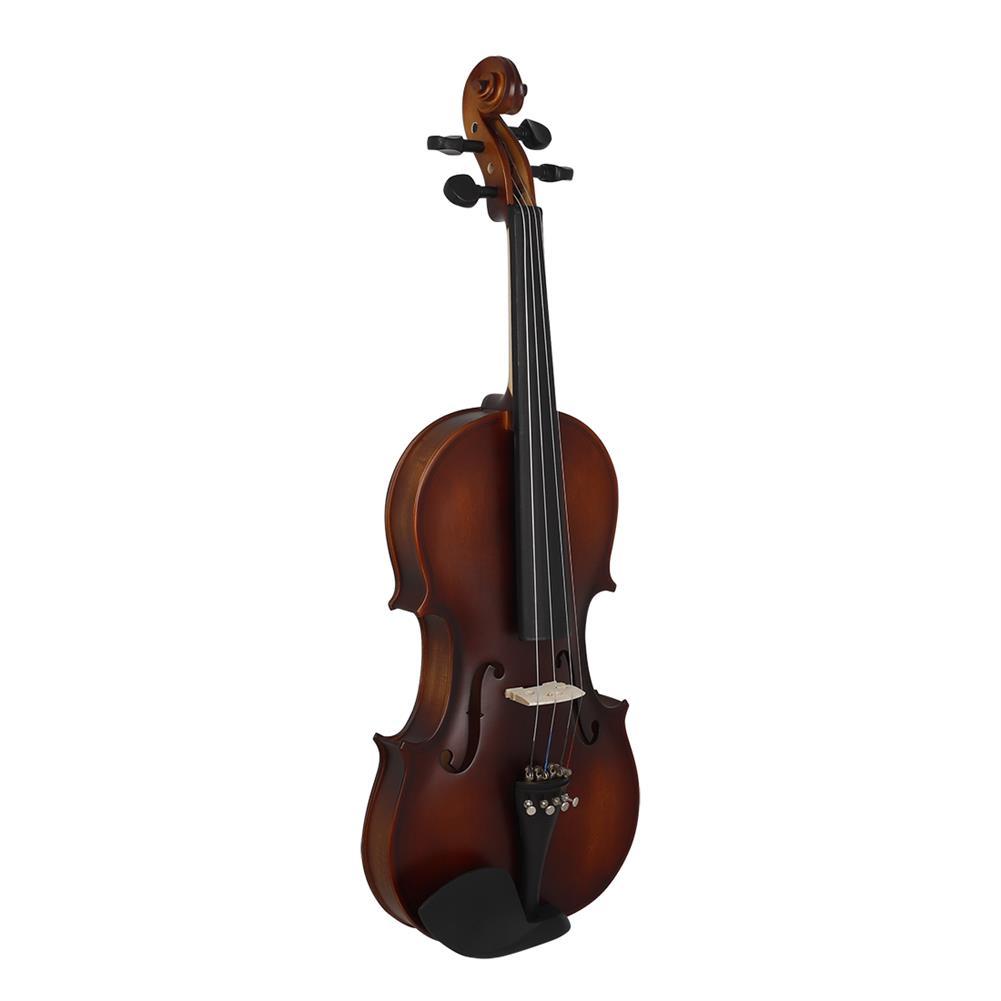 violin AstonVillas Matte Basswood 4/4 Violin for Kids Students Beginner HOB1748369 1
