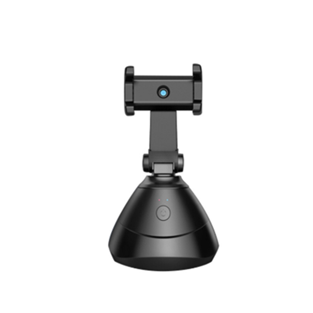 fpv-system 360 Face Tracking Gimbal Auto Smart AI Holder Live Broadcast for Vlog Video Recor Selfie Shooting Smartphone Selfie HOB1749049 2