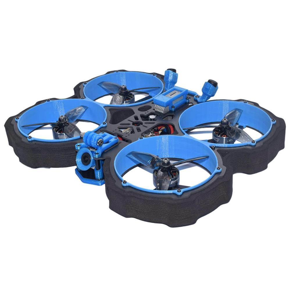 fpv-racing-drone AuroraRC MAMFU4 DUCT 190mm 4 inch F7 40A BLS 4 in 1 ESC 2207 1860KV 4-6S Motor Cinewhoop PNP/ DJI AIR UNIT FPV Racing Drone HOB1749066