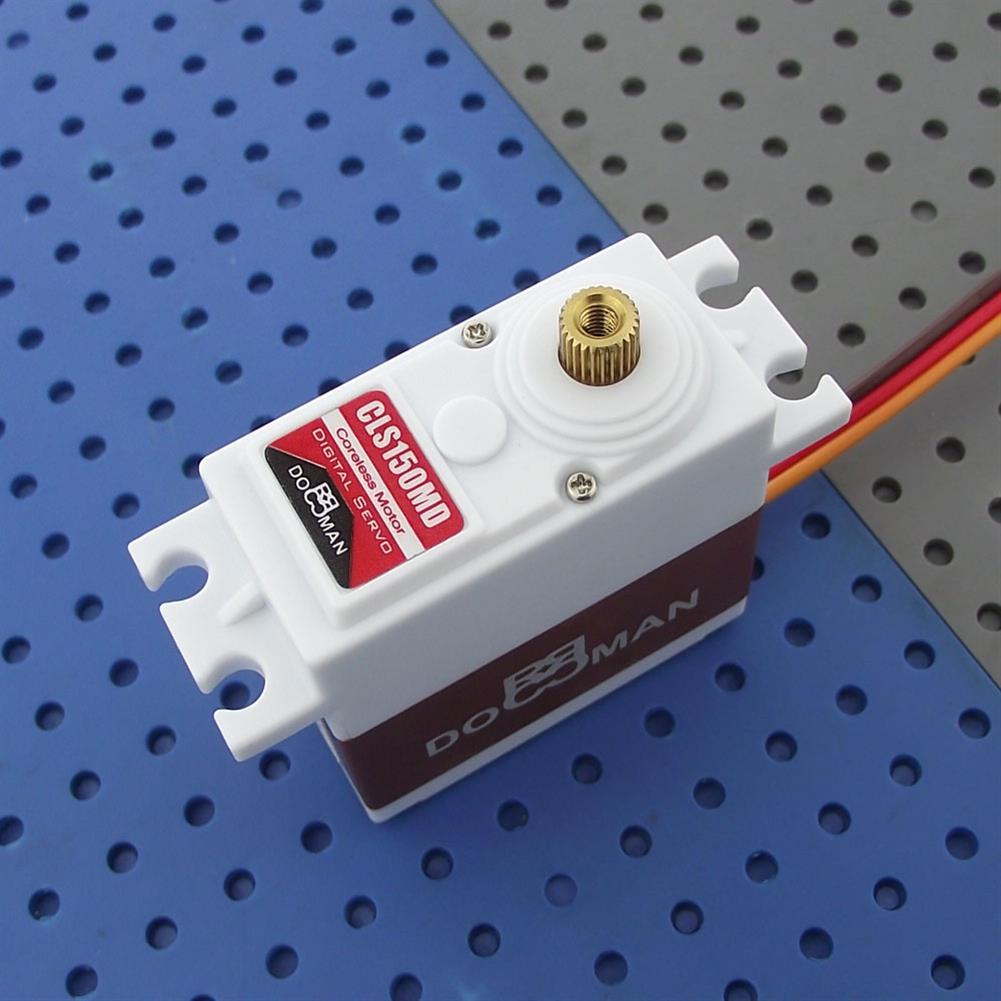 rc-airplane-parts DORCRCMAN DM-CLS150MD 15KG Metal Gears Coreless Digital Servo for RC Airplane Parts HOB1750672 3