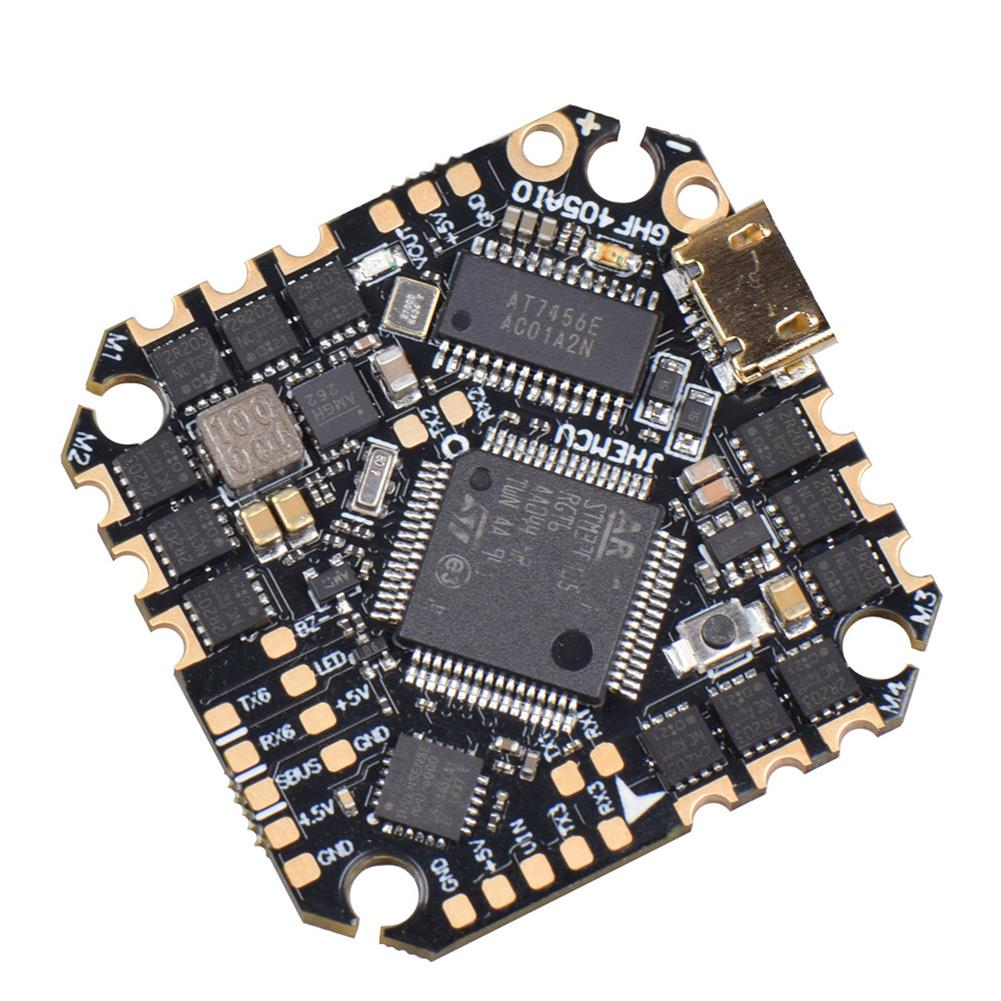 multi-rotor-parts 25.5x25.5mm JHEMCU GHF405AIO F4 OSD Flight Controller w/ 5V BEC Current Sensor Built-in 35A BLheli_S 3-6S 4in1 Brushless ESC for Flyegg Toothpick RC Drone FPV Racing HOB1751034