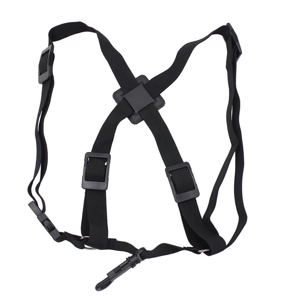 woodwind-brass-accessories SLADE Adjustable Saxophone Sax Harness Shoulder Nylon Strap Belt for Alto/10or/Soprano Saxophone Parts Accessories HOB1751046