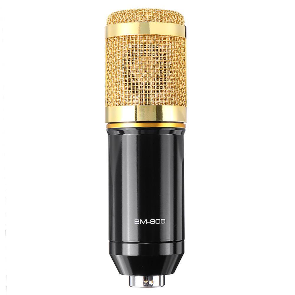 microphones-karaoke-equipment BM800 Pro Condenser Microphone Kit with V8 Plus Muti-functional Bluetooth Sound Card HOB1751310 1