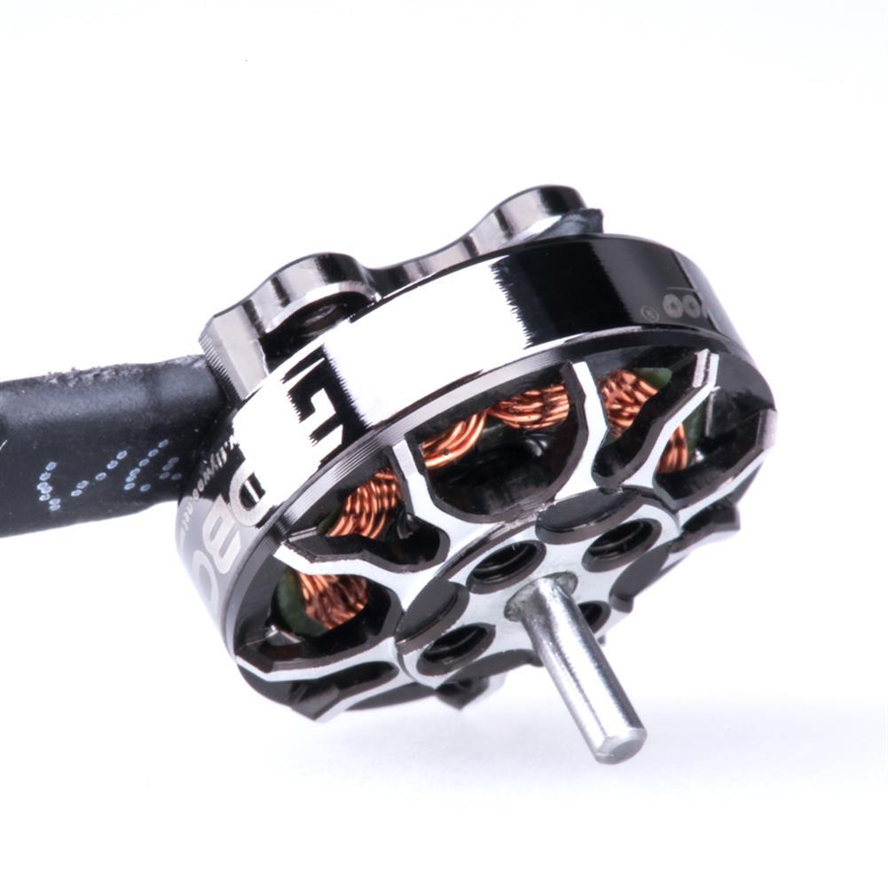 multi-rotor-parts 4 PCS Flywoo ROBO RB 1202.5 5500KV 2-4S / 11500KV 1-3S Brushless Motor 1.5mm Shaft for 2-3 inch RC Drone FPV Racing HOB1751685 2