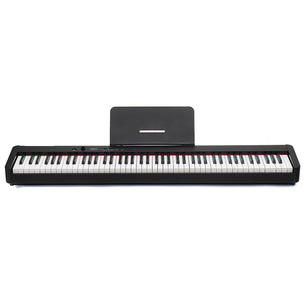 electronic-keyboards BORA BX5 88 Keys Smart Portable Digital Electronic Piano Heavy Hammer Action Keyboard with HIFI independent Sound MIDI/USB Connected HOB1753092