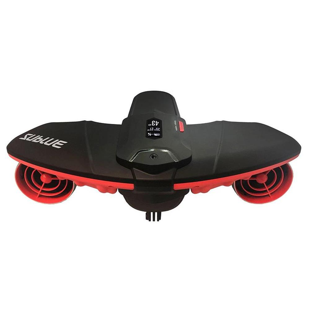 underwater-drone-scooter Sublue Seabow Smart Underwater Scooter Drone with Action Camera Mount OLED Display Waterproof 40m Water Sports Swimming Diving Snorkeling Thruster HOB1754645 1