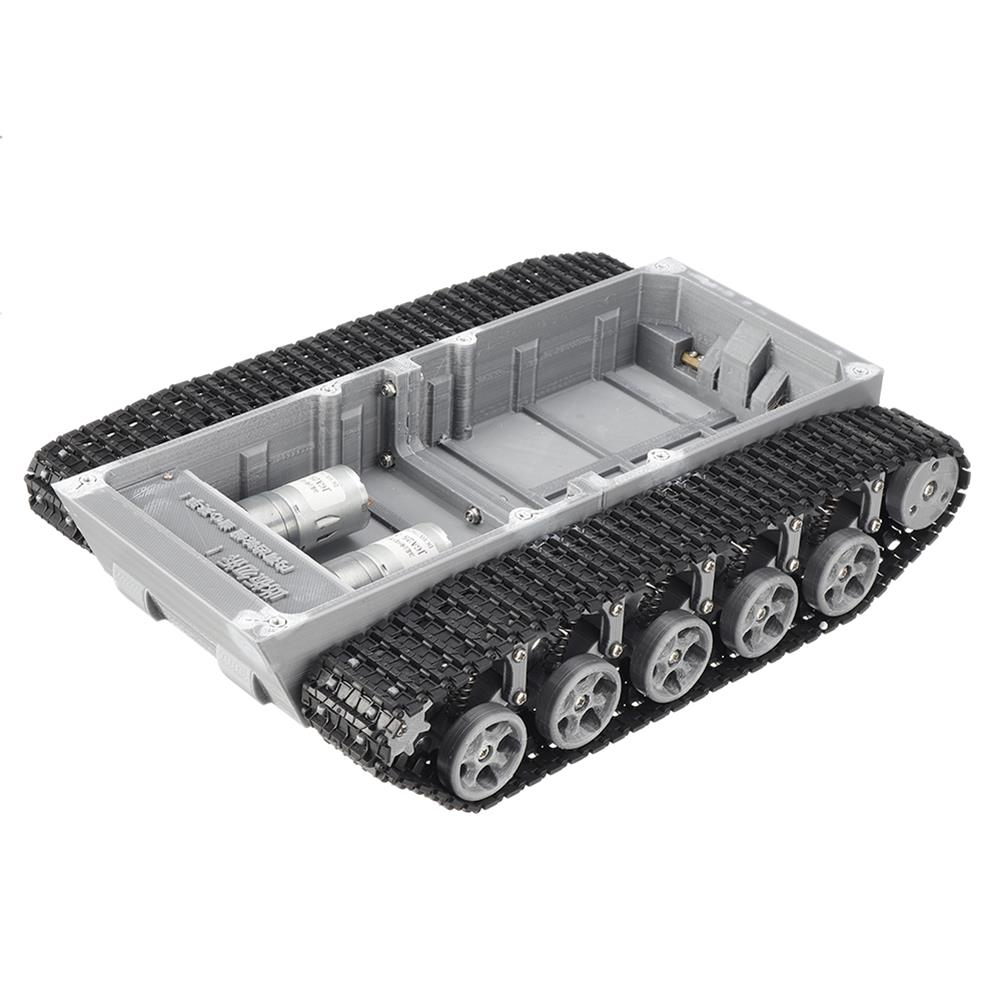 robot-arm-tank Small Hammer 3D Printing Production Tracked Tank Chassis for Smart Car HOB1755455
