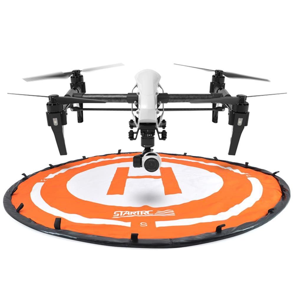 rc-quadcopter-parts STARTRC 95CM Foldable Landing Pad Parking Apron for Large Airplane Model DJI inspire 1/2 Mavic 2 Series M300RTK FIMI X8SE HOB1755555 1