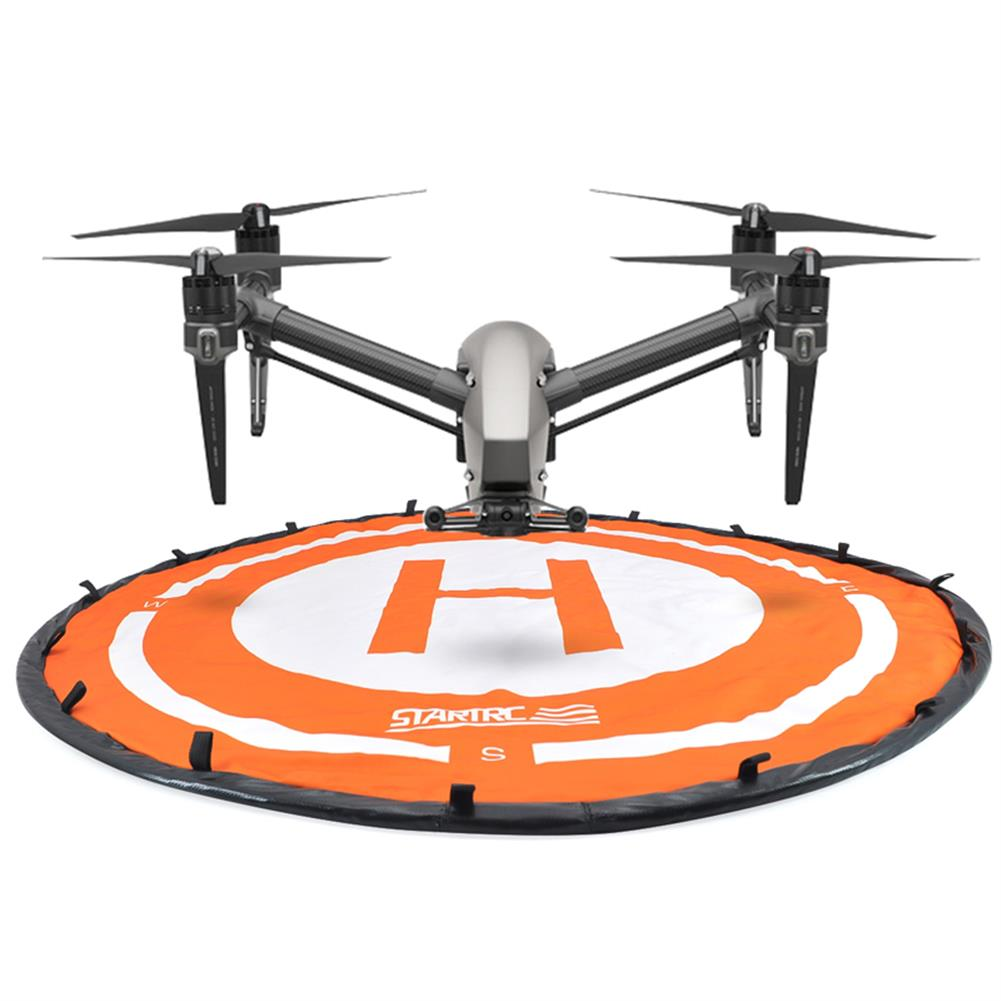 rc-quadcopter-parts STARTRC 95CM Foldable Landing Pad Parking Apron for Large Airplane Model DJI inspire 1/2 Mavic 2 Series M300RTK FIMI X8SE HOB1755555 2