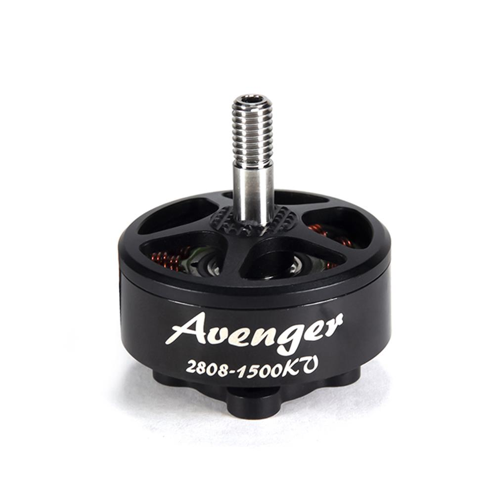 multi-rotor-parts 4X BrotherHobby Avenger 2808 1500KV 4-6S Brushless Motor CW Thread for RC FPV Racing Drone HOB1755569 3