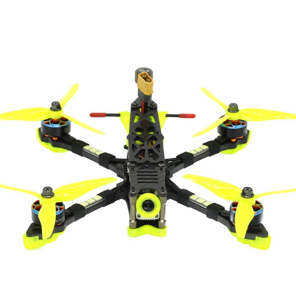 fpv-racing-drone Skystars Starload 228 V2 HD F4 OSD 6S 5 inch FPV Racing Drone BNF w/ 40A BLHeli_32 ESC Caddx Vista HD Digital 5.8G FPV System HOB1757072 1