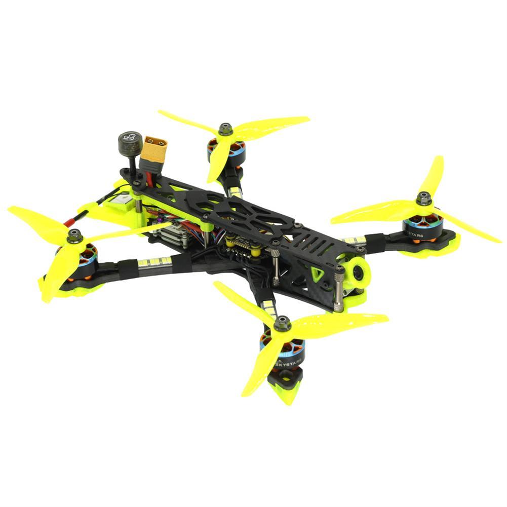 fpv-racing-drone Skystars Starload 228 V2 HD F4 OSD 6S 5 inch FPV Racing Drone BNF w/ 40A BLHeli_32 ESC Caddx Vista HD Digital 5.8G FPV System HOB1757072 2