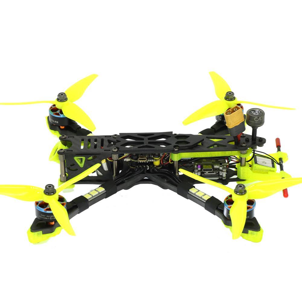 fpv-racing-drone Skystars Starload 228 V2 HD F4 OSD 6S 5 inch FPV Racing Drone BNF w/ 40A BLHeli_32 ESC Caddx Vista HD Digital 5.8G FPV System HOB1757072 3