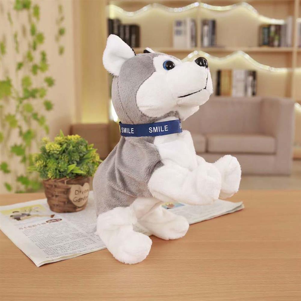stuffed-plush-toys Husky Smart Voice Control Dog Children's Electric Plush Toys HOB1757313 3