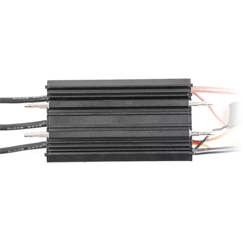 rc-car-parts HGLRC Walrus 300A 60V Brushless ESC Fully Waterproof Cooled for Surfboard E-Foil Hydrofoil Board Parts HOB1758019 3