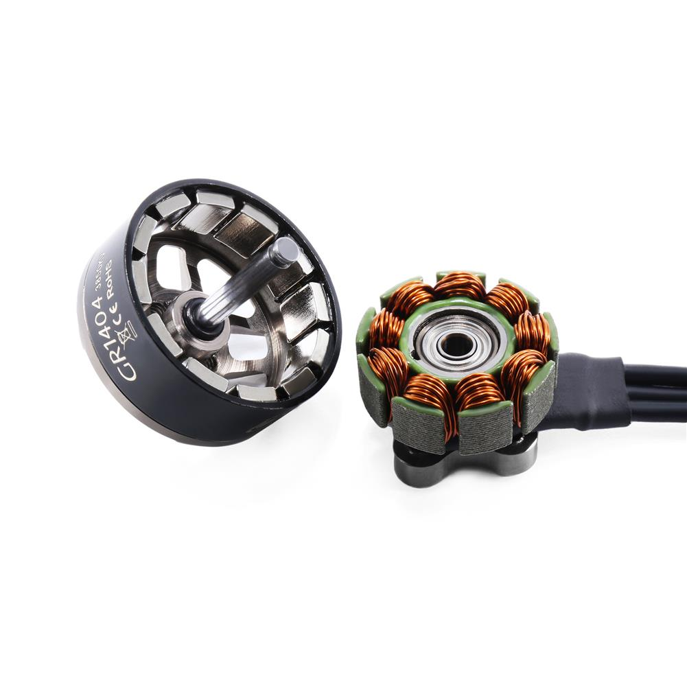 multi-rotor-parts 4X GEPRC GR1404 1404 2750KV 2-4S Brushless Motor CW Thread for RC Drone FPV Racing HOB1758835 2