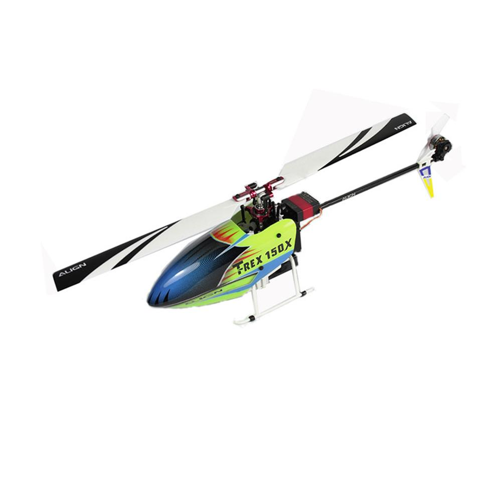 rc-helicopter ALIGN T-REX 150X TA 2.4G 6CH Dual Brushless Motor 3D Flying RC Helicopter PNP with 150 Carry Box HOB1758836 1