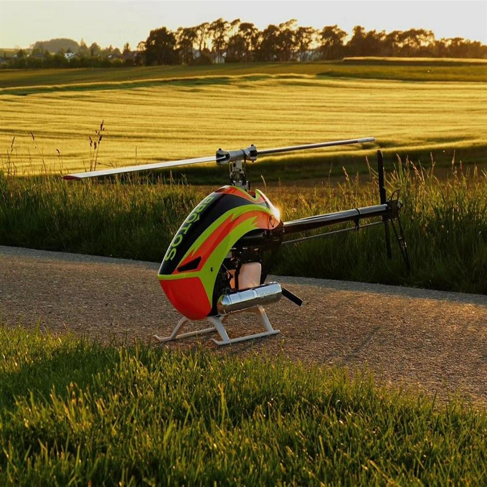 rc-helicopter XLPower XL70NK01 Protos 700Nitro FBL 6CH 3D Flying Oil Powered Helicopter Kit HOB1759137