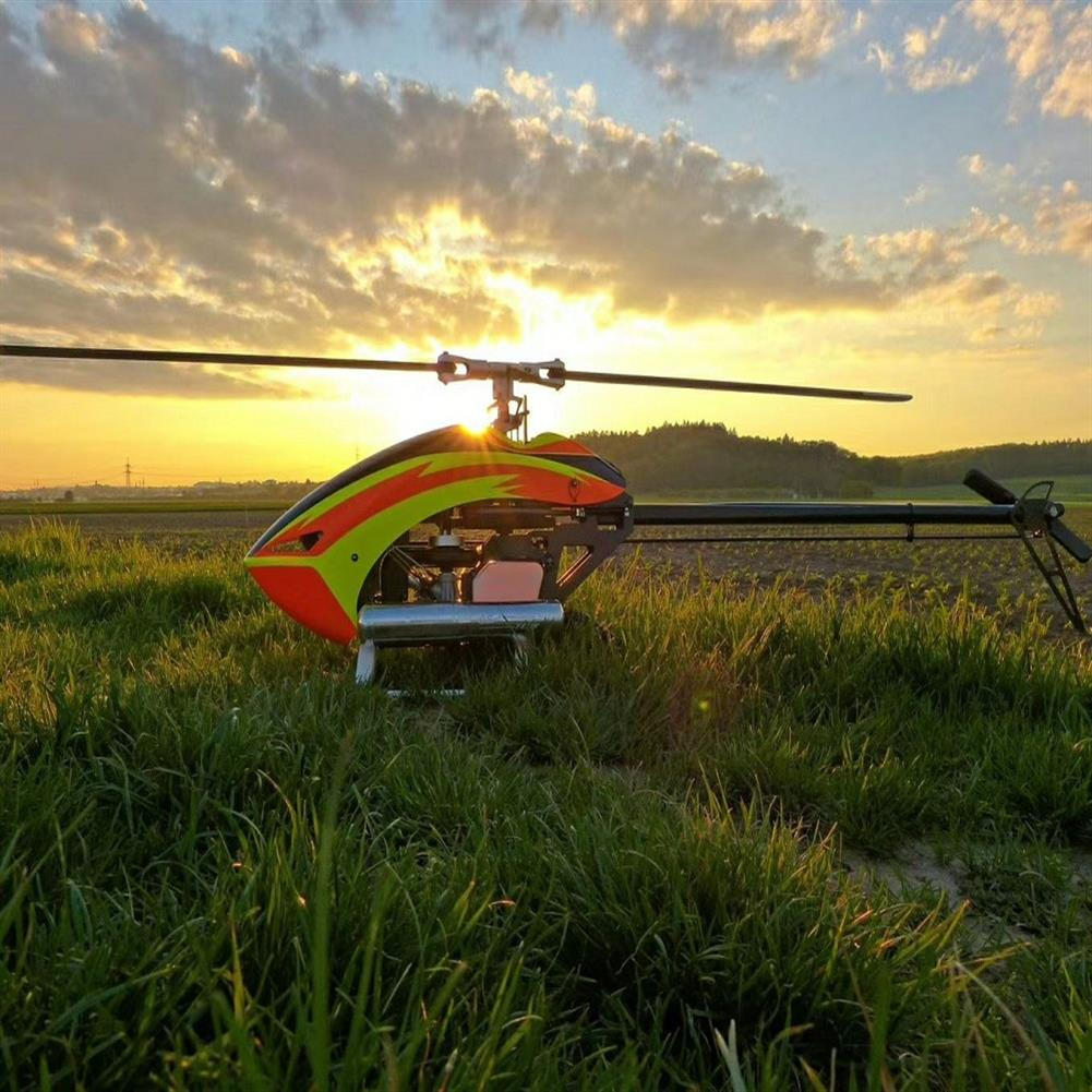 rc-helicopter XLPower XL70NK01 Protos 700Nitro FBL 6CH 3D Flying Oil Powered Helicopter Kit HOB1759137 1