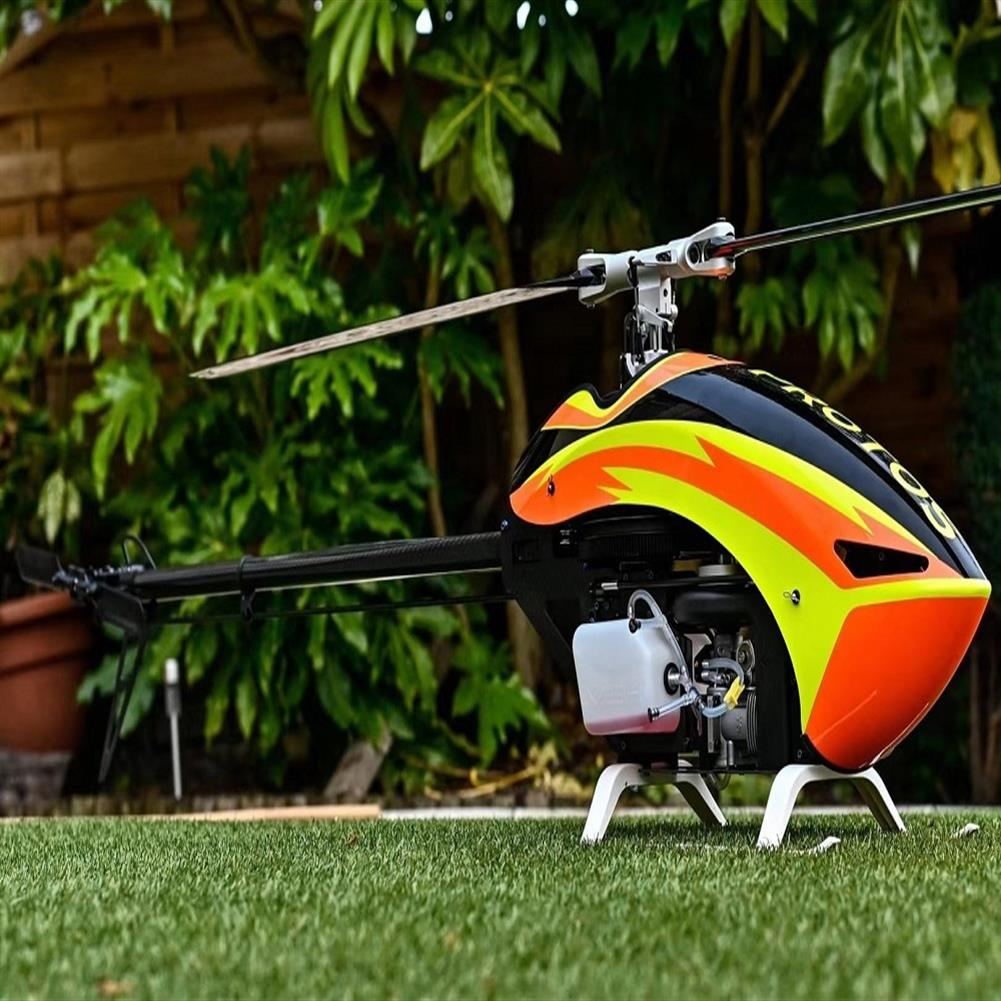 rc-helicopter XLPower XL70NK01 Protos 700Nitro FBL 6CH 3D Flying Oil Powered Helicopter Kit HOB1759137 2