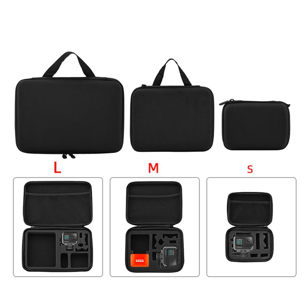 tools-bags-storage Storage Bag Portable Box Handbag Protective Luggage Accessories for Gopro Hero 9 Sports Camera HOB1759387