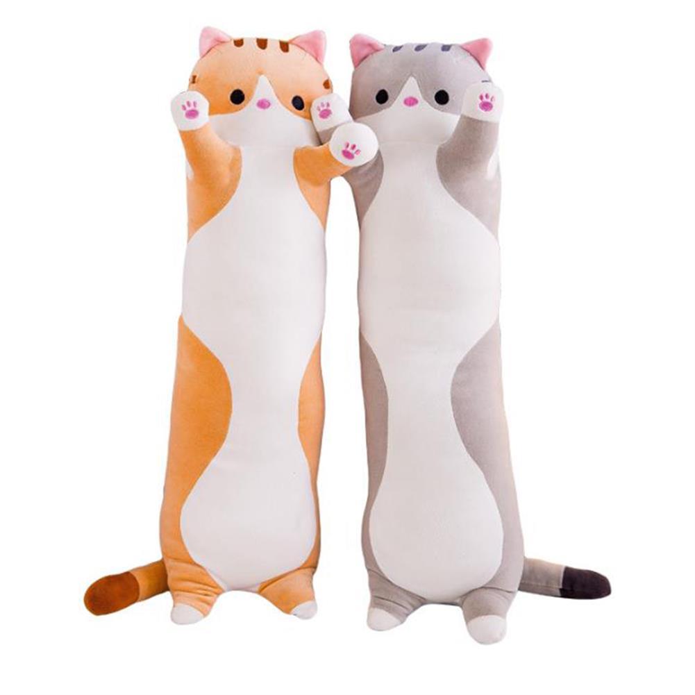 stuffed-plush-toys 110/130cm Cute Plush Cat Doll Soft Stuffed Pillow Doll Toy for Kids HOB1760962