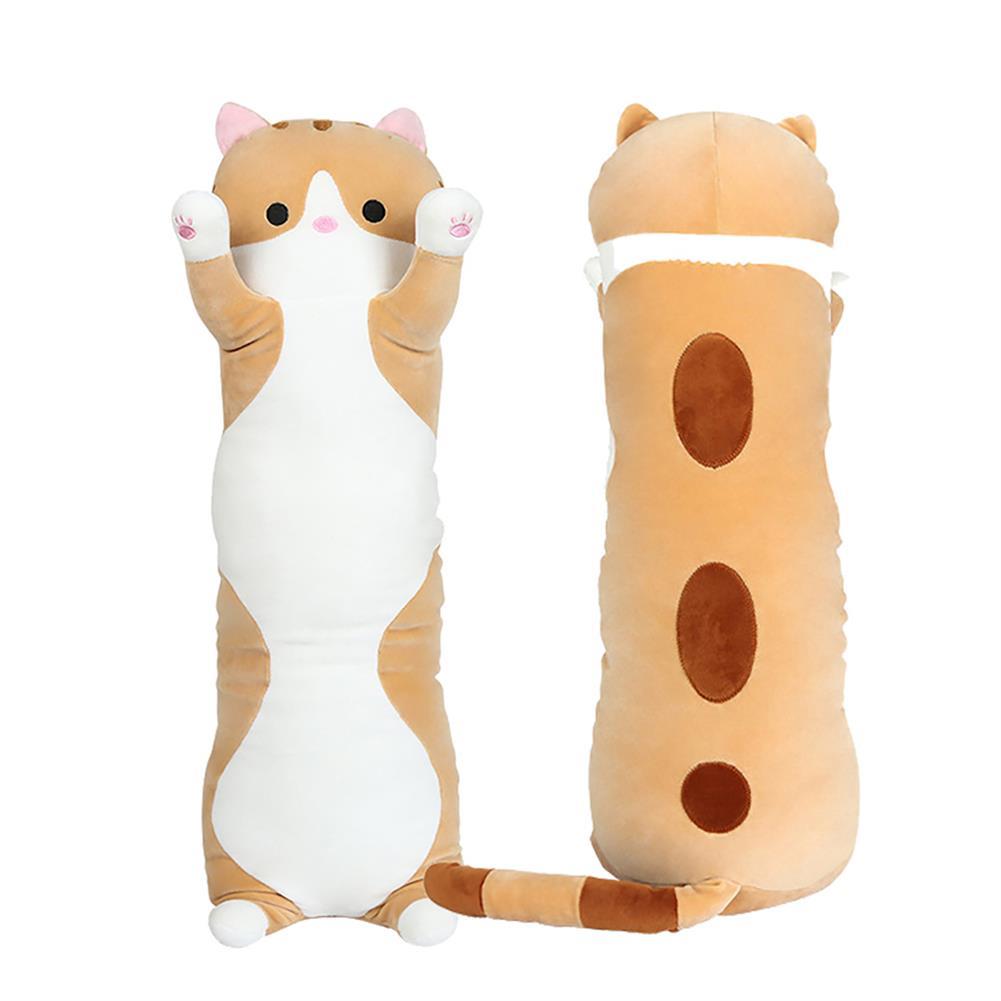 stuffed-plush-toys 110/130cm Cute Plush Cat Doll Soft Stuffed Pillow Doll Toy for Kids HOB1760962 1
