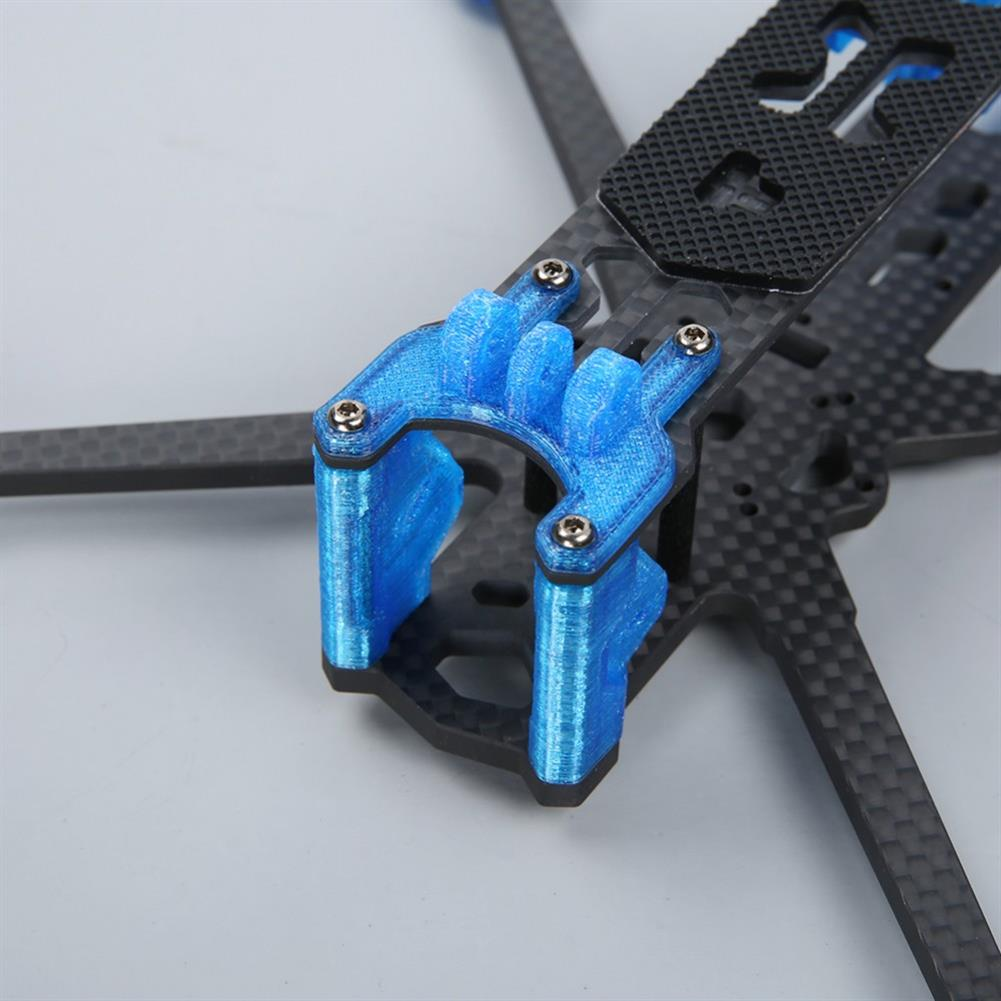 multi-rotor-parts iFlight Chimera4 LR 4 inch FPV Racing Drone Spare Part Frame 3D Printed TPU Camera Mount Stand for Gopro HOB1761051