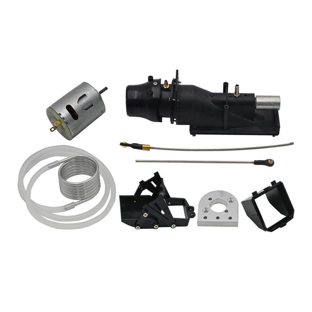rc-boat-parts 1pc Water Spray Pump Jet Propellant Turbine Engine Pusher Servo W/ 540 Motor for DIY Jet/Fishing RC Boat Parts HOB1761364
