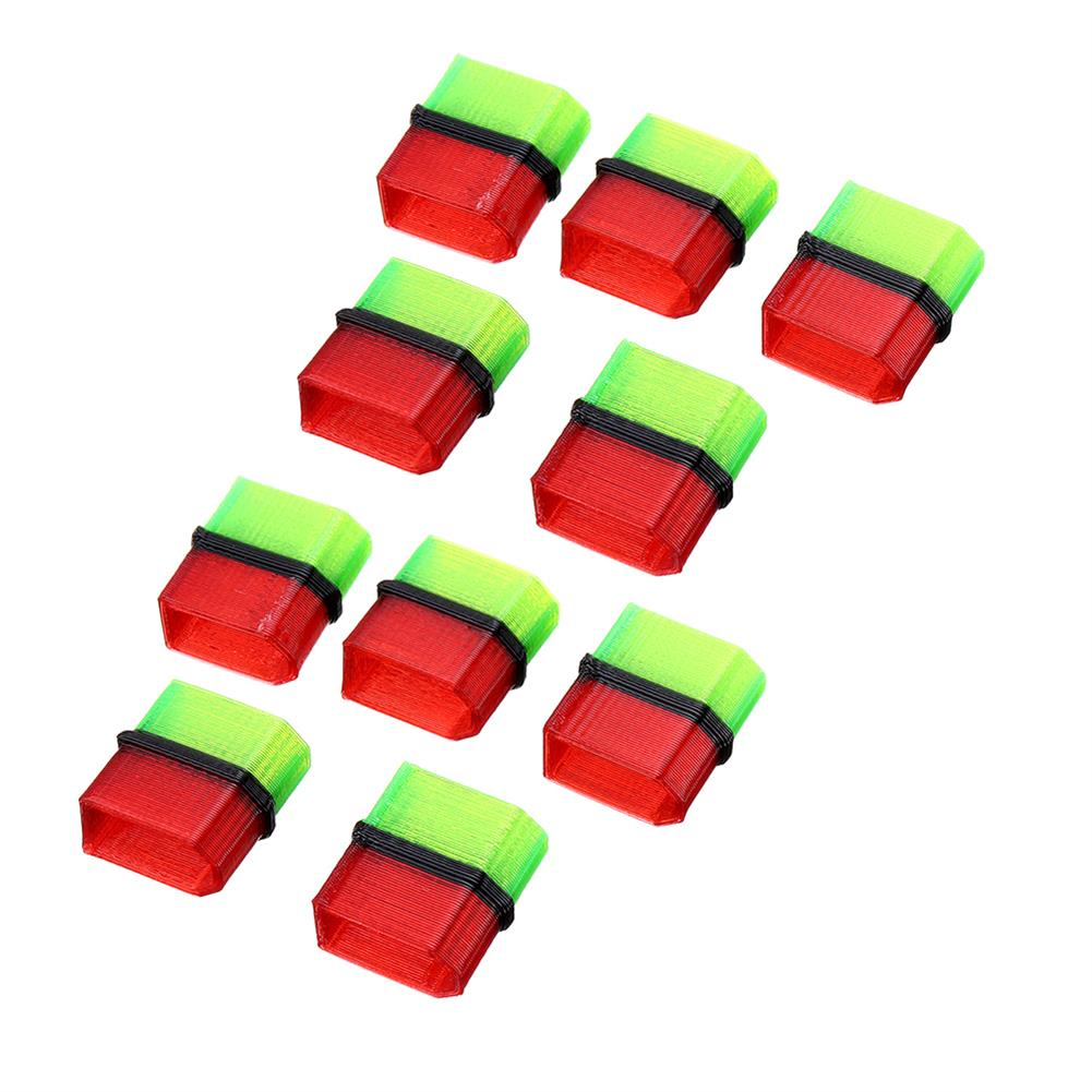 battery-charger 10Pcs URUAV XT60 Caps LiPo Battery Charge indicator Protective Cover for RC Drone HOB1762842