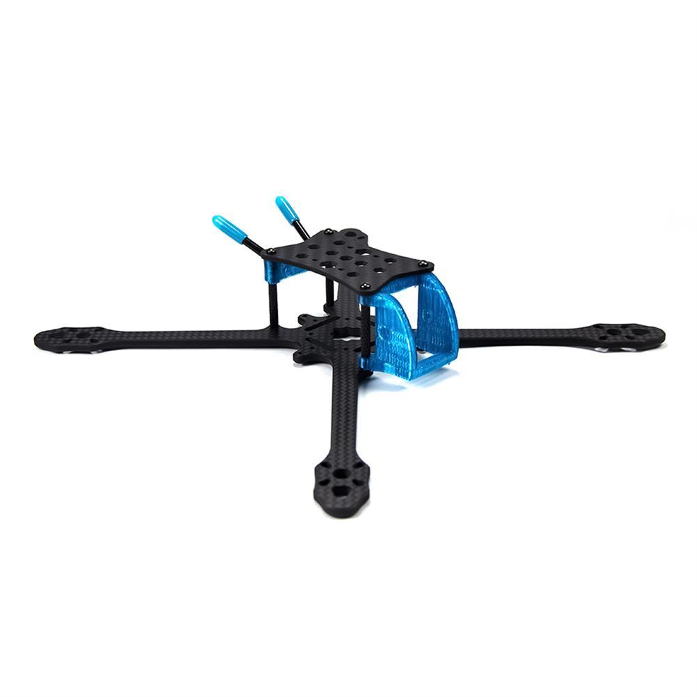 multi-rotor-parts Ultra Light 35g BrotherHobby Hyperbola 501 229.5mm Wheelbase T800SC-24K Carbon Fiber 5 inch Frame Kit Support Caddx Vista for RC Drone FPV Racing HOB1763024 2