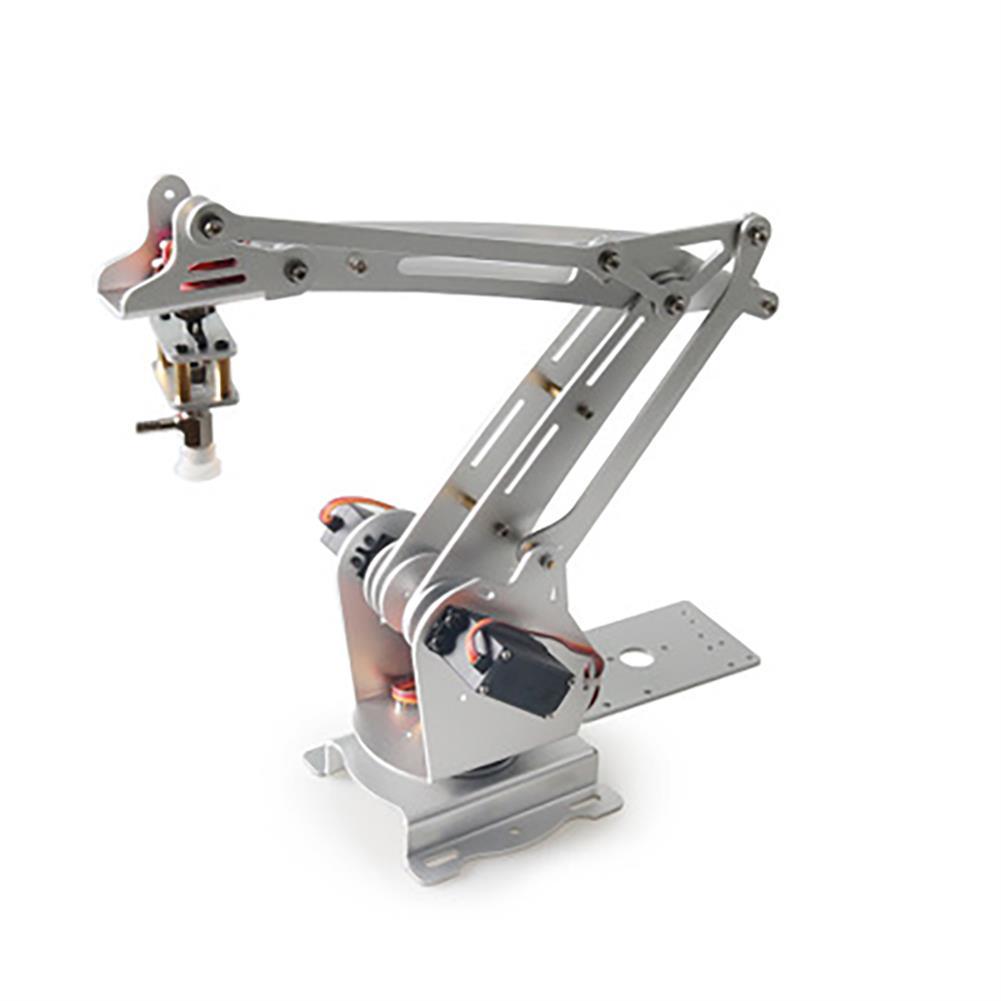 robot-arm-tank 3 DOF Palletizing Robotic Arm 3-Axis Robot DIY 3D Printer with 180 MG996R Servo for Robotic Education HOB1763407