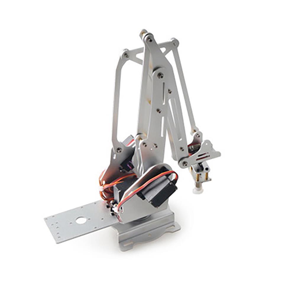 robot-arm-tank 3 DOF Palletizing Robotic Arm 3-Axis Robot DIY 3D Printer with 180 MG996R Servo for Robotic Education HOB1763407 2