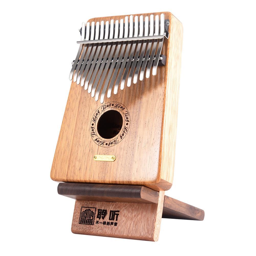 keyboard-accessories Lingting Portable Kalimba Stand Thumb Piano Display Stand for Kalimba 17 Key Kalimba HOB1763719
