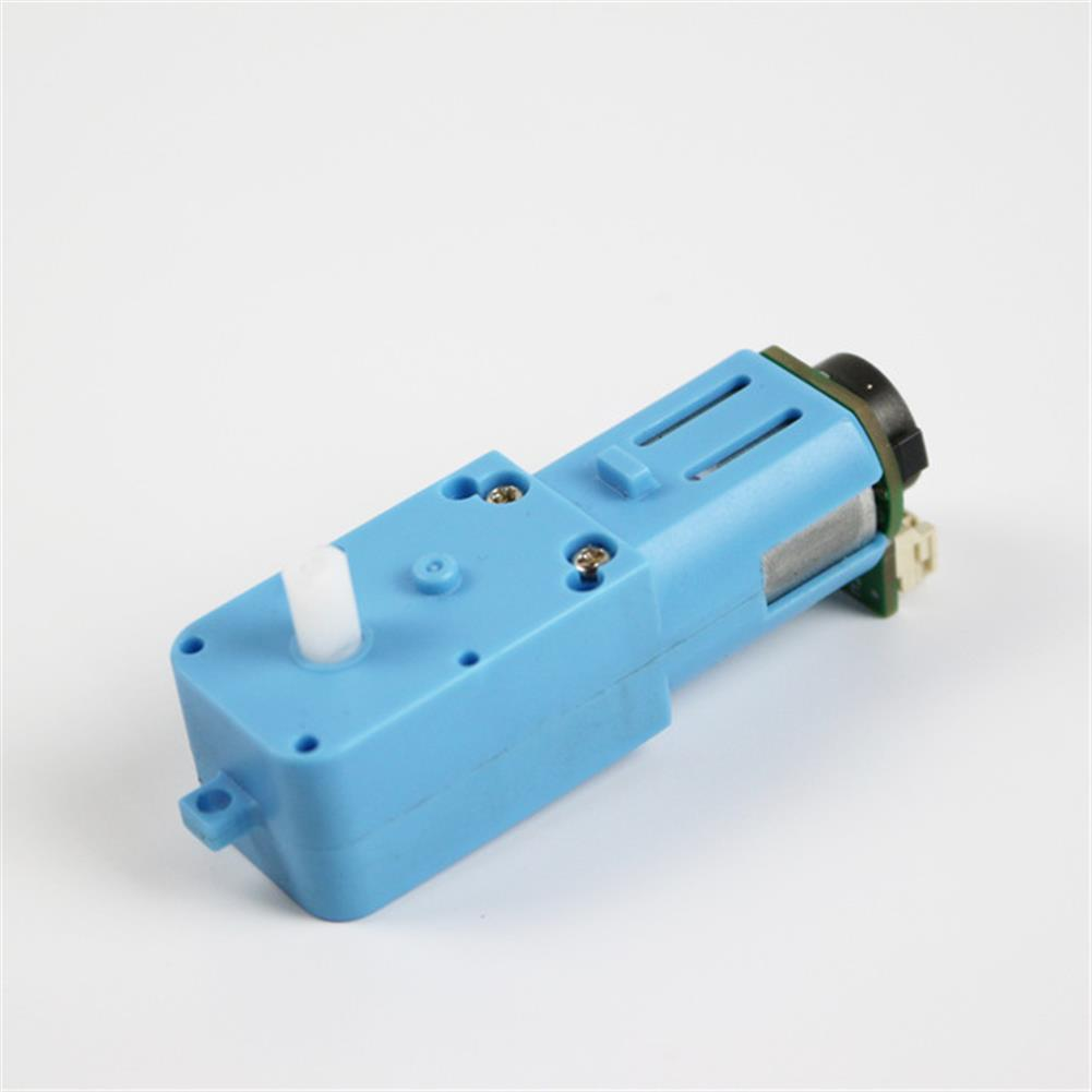 robot-parts-tools TT DC Gear Reduced Motor with Encoder for Smart Car Mecanum Wheel HOB1764171 1