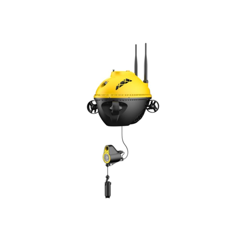 underwater-drone-scooter CHASING F1 Fish Finder Drone 28m Working Depth 6 Hours Runtime Wireless Underwater Fishing Camera HOB1764382 1