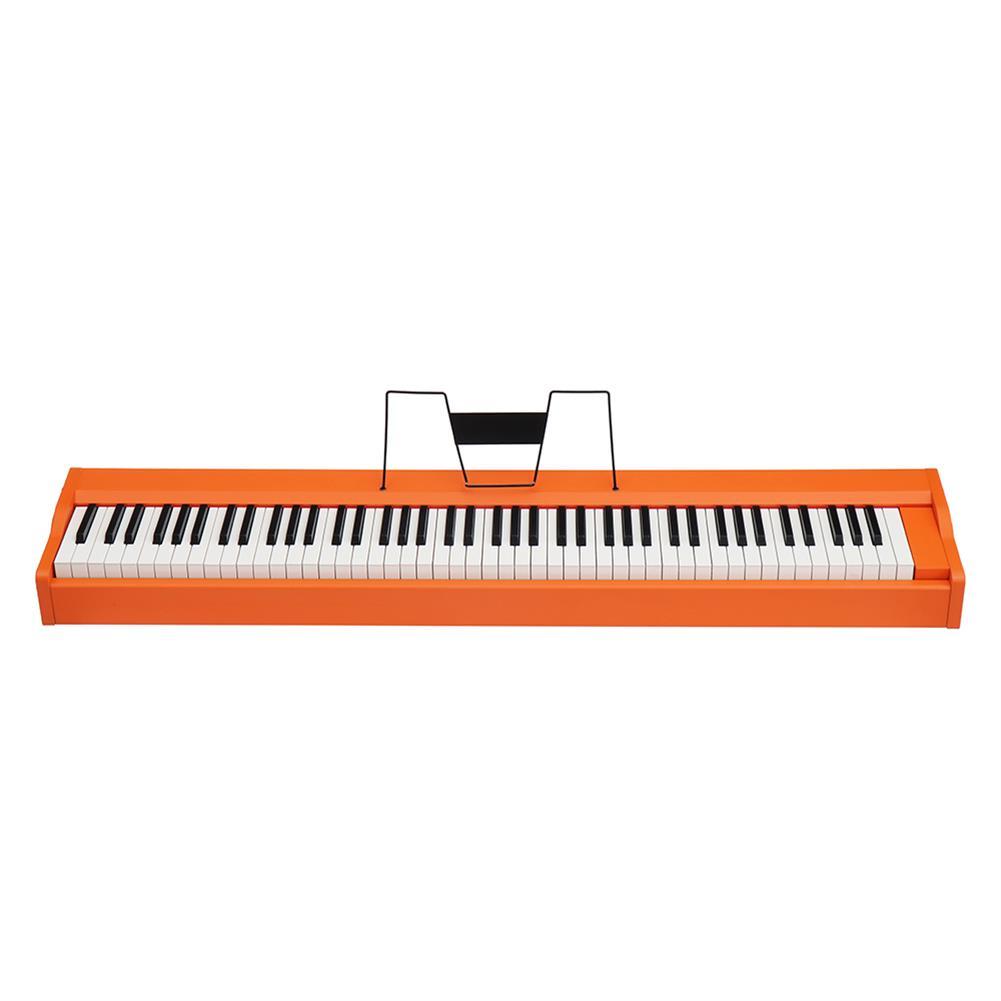 electronic-keyboards HAIBANG DP-300 88 Key Portable Heavy Hammer Keyboard Electric Piano with Headphone HOB1765167