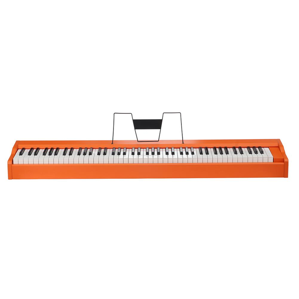 electronic-keyboards HAIBANG DP-300 88 Key Portable Heavy Hammer Keyboard Electric Piano with Headphone HOB1765167 1