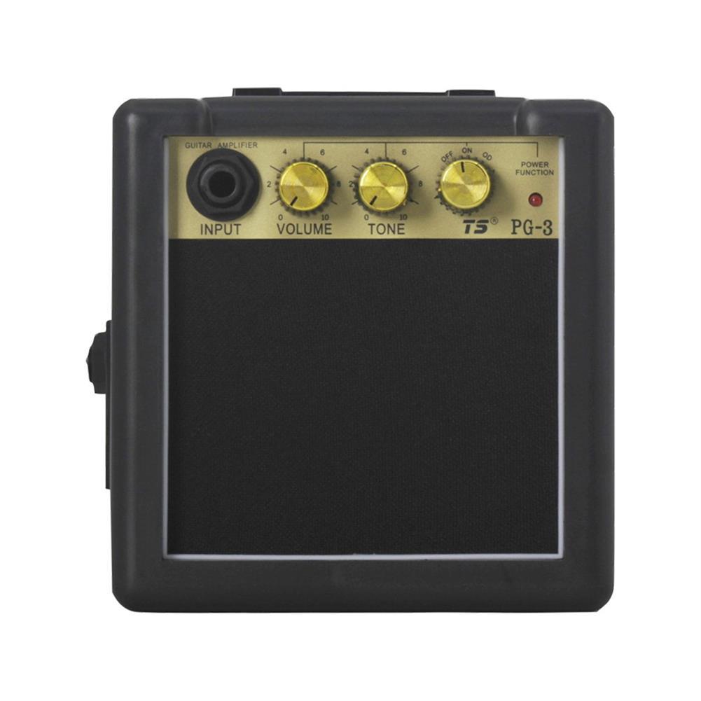 speakers-subwoofers Portable Mini Guitar Bass Amplifier Guitarra AMP 5W Speaker Clip-on Guitar Parts Accessories for Acoustic Electric Guitar PG-3 HOB1765304