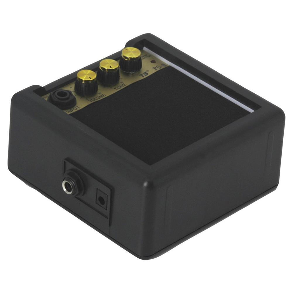speakers-subwoofers Portable Mini Guitar Bass Amplifier Guitarra AMP 5W Speaker Clip-on Guitar Parts Accessories for Acoustic Electric Guitar PG-3 HOB1765304 1