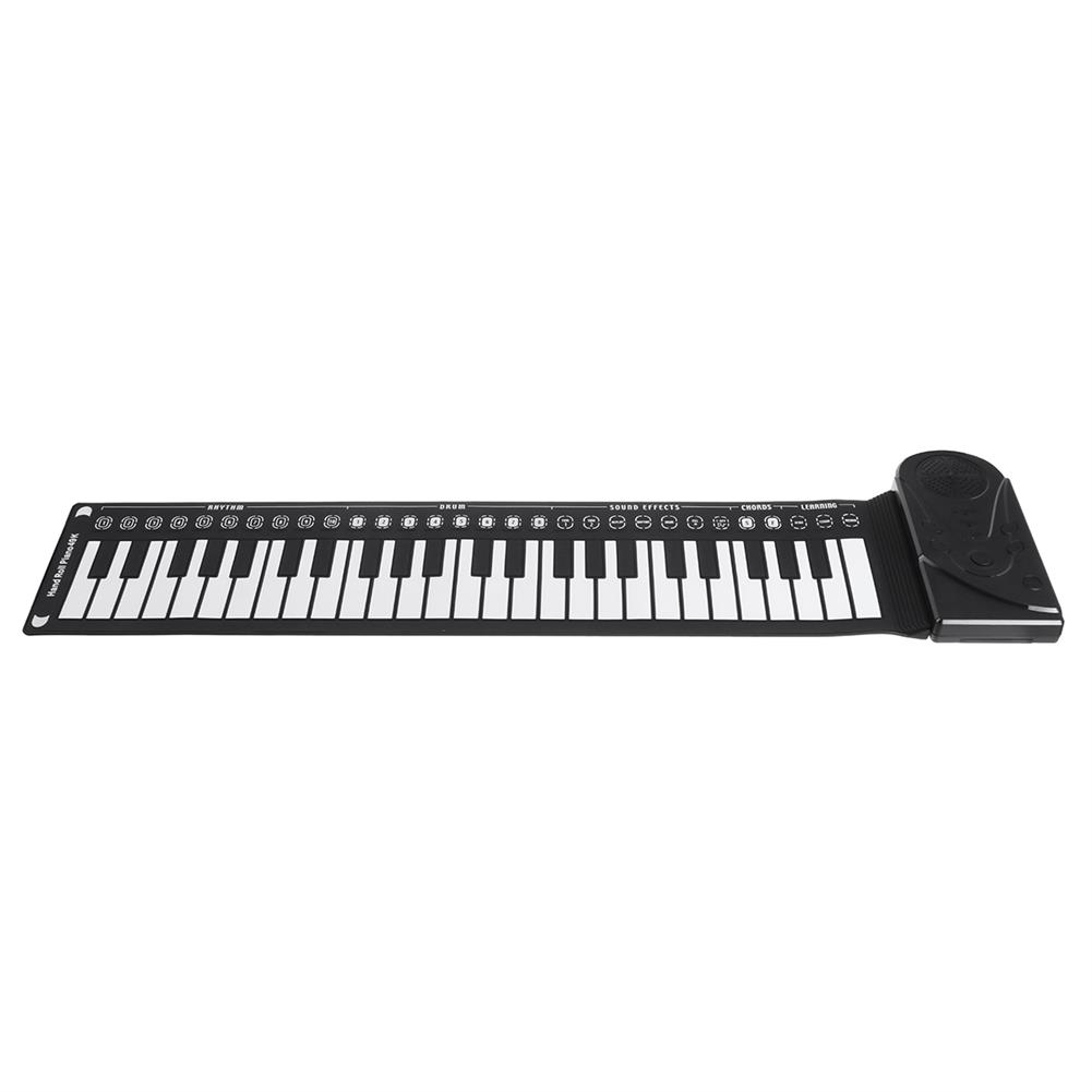 roll-up-piano 49 Keys Roll Up Keyboard Piano Electronic Portable Electronic Musical instrument HOB1765334 1