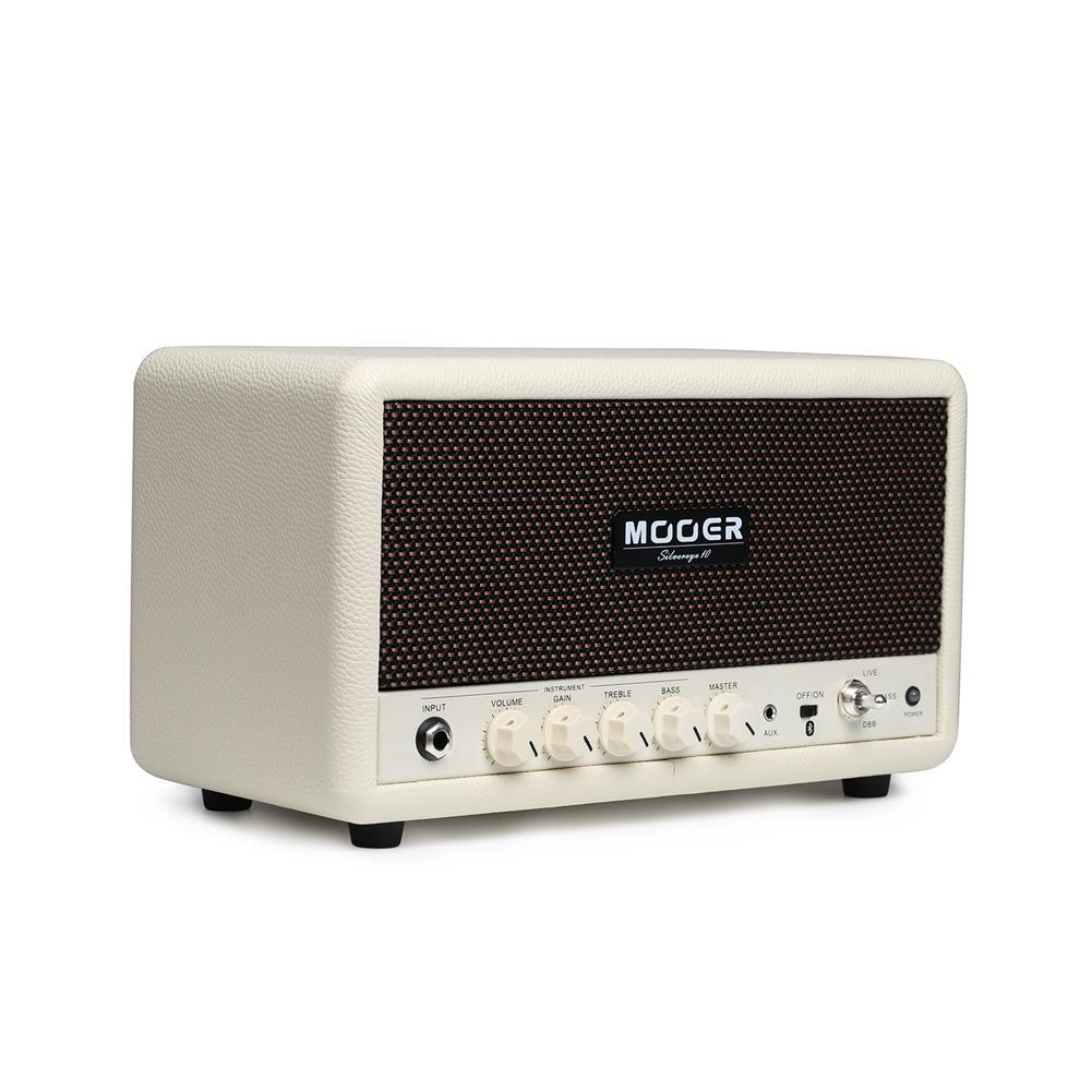 speakers-subwoofers MOOER SilverEye10 Desktop Stereo HiFi Bluetooth Player Guitar Bass Amplifier HOB1768155