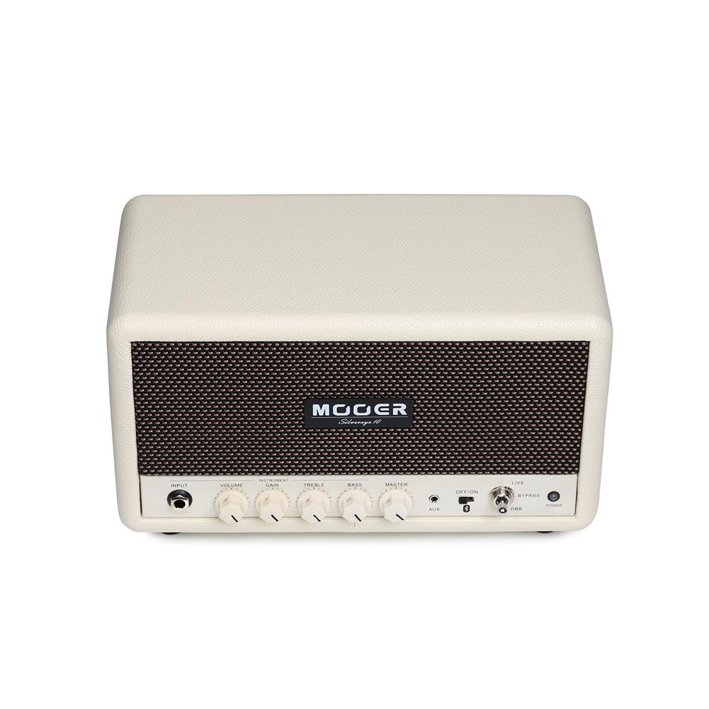 speakers-subwoofers MOOER SilverEye10 Desktop Stereo HiFi Bluetooth Player Guitar Bass Amplifier HOB1768155 1