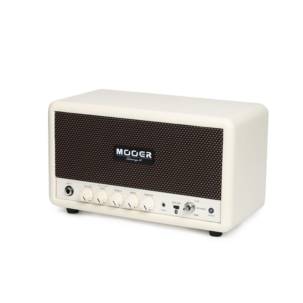 speakers-subwoofers MOOER SilverEye10 Desktop Stereo HiFi Bluetooth Player Guitar Bass Amplifier HOB1768155 2